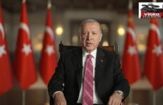 Cumhurbaşkanı, Kurban Bayramı mesajı yayımladı