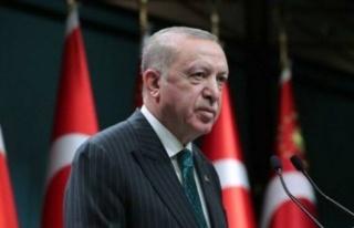 Erdoğan, millete seslendi
