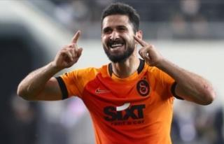 Galatasaray'da Emre Akbaba'nın sözleşmesi...