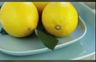 Limonun içine tuz doldurun evin bir köşesine koyun