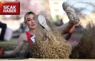 Milli atlet Tuğba Danışmaz, Avrupa şampiyonu oldu
