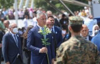 Srebrenitsa Soykırımı'nın 26'ncı yılı...