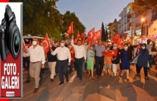 Türkoğlu'nda 3 gün devam eden 15 Temmuz Etkinlikleri...
