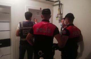 Yakalanan 82 kişiden 47'si tutuklandı..