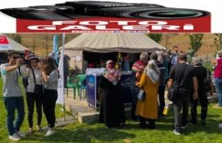 Ahlat'ta etkinliklerde Kahramanmaraş ilgi odağı...