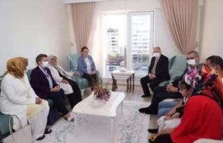 Aile Bakanı Derya Yanık ile Koruyucu Aile Derneği...