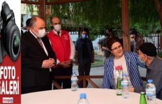 Aile Bakanı Derya Yanık'tan Çocukevi, Huzurevi...