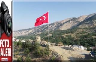 Çağlayancerit Kaymakamlığı, ilçeye dev Türk...