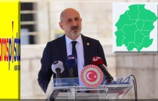 CHP'li Öztunç'tan 3 yeni ilçe önerisi!