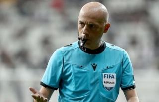 Cüneyt Çakır, Macaristan-İngiltere maçını yönetecek