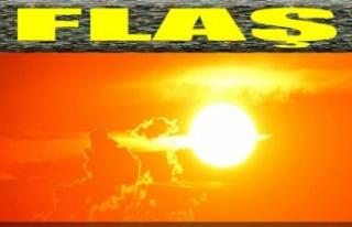 Dikkat! Türkiye sıcak hava dalgasının etkisine...