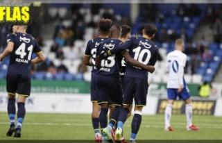 Fenerbahçe ezdi geçti: 5-2