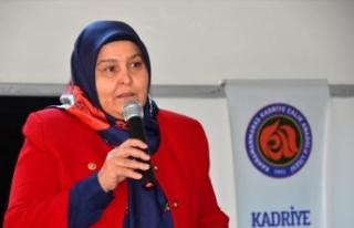 Habibe Öçal'dan 30 Ağustos mesajı