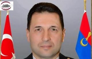 Kahramanmaraş İl Jandarma Komutanı değişti