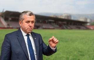 Kahramanmaraşspor'un stadyumsuz kalması kamusal...