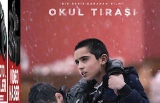 """""""Okul Tıraşı"""" 34. Avrupa Film Ödülleri'nde..."""