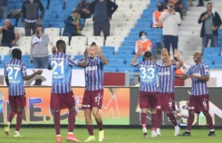 Trabzonspor sahasında galip: 2-1