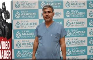 Variste güncel tedavi yöntemleri Sular'da