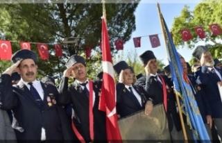19 Eylül Gaziler Günü Tören Programı