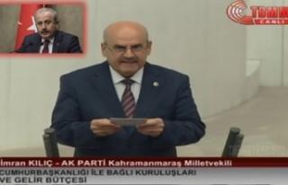 AK Partili Kılıç, TBMM Başkanı Şentop ile Kazakistan'a...