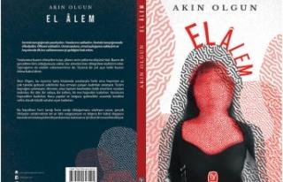 """Akın Olgun'un kadınları anlattığı yeni kitabı:""""El..."""