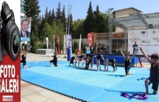 Avrupa Spor Haftası Açılışı gerçekleştirildi