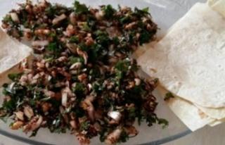 Bezirgan salatası nasıl yapılır?