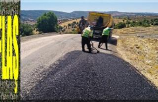 Büyükşehir, Pazarcık'ta Ulaşımı kolaylaşıyor