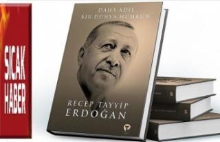 """Cumhurbaşkanı Erdoğan'dan """"Daha Adil Bir..."""
