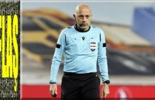 Cüneyt Çakır, Milan-Atletico Madrid maçını yönetecek