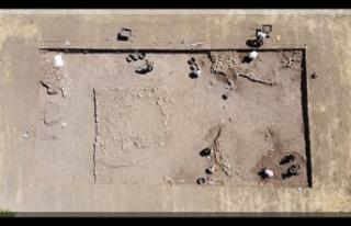 Domuztepe'de 7 bin 500 yıllık yerleşim yeri tespit...