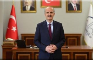 Dulkadiroğlu Başkanı Okay'dan Ahilik Haftası...