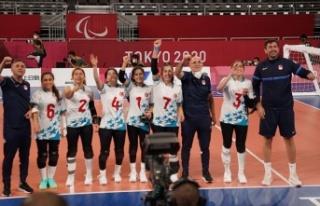 Golbol Kadın Milli Takımı, Paralimpik Oyunları'nda...