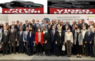 Tarihi Kentler Birliği toplandı
