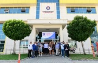 Teknokent'in Education 4.0 for Youth Projesi açıldı