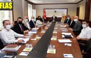 Tekstil İhtisas OSB Toplantısı