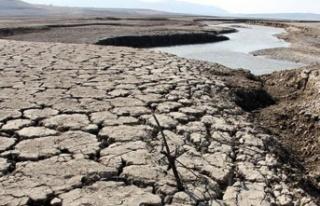 Yağışlar ağustosta Türkiye normaline göre yüzde...