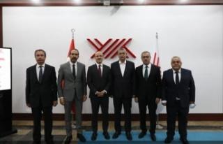 """YÖK Başkanı Erol Özvar'a """"hayırlı olsun""""..."""