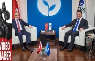 """Ali Babacan'dan Erdoğan'a """"İnsanların arasına..."""