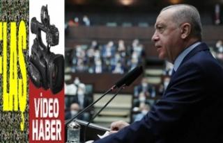 Erdoğan, AK Parti TBMM Grup Toplantısında konuştu