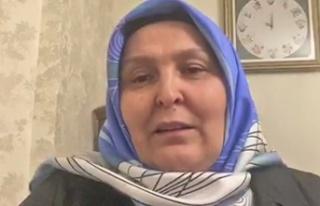 Habibe Öçal: Türkoğlu'nda yaşanan taşkın...