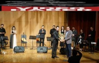 Kent Orkestrası sanatseverlerden tam not aldı