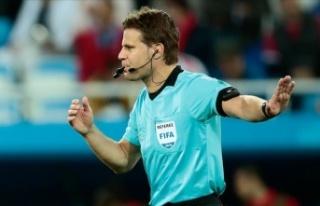 Norveç maçını Alman hakem Felix Brych yönetecek