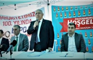 Onikişubat Belediyesi Meclisi, EXPO 2023 alanında...