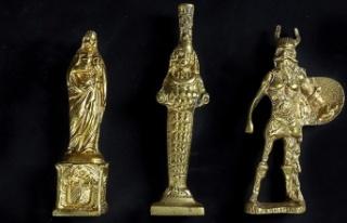 'Sahte tarihi eserler' sergisi dolandırıcıların...