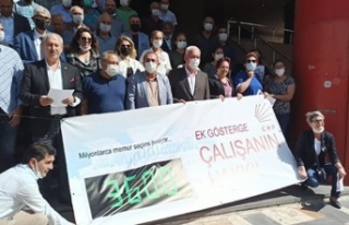 Şengül: Milyonlarca memur CHP iktidarını bekliyor