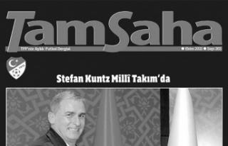 TamSaha'nın 203. sayısı yayında