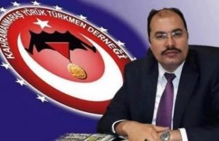 Yörük Türkmen Derneği, ABD Temsilciler Meclisi'ni...