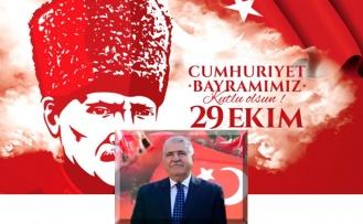 Mahçiçek'ten Cumhuriyet Bayramı mesajı