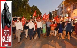 Türkoğlu'nda 3 gün devam eden 15 Temmuz Etkinlikleri sona erdi